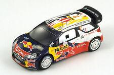 SPARK Citroen DS3 WRC No.2 Winner German Rally 2011 Ogier - Ingrassia S3322 1/43