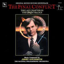 The Final Conflict Omen III - Original Score - OOP - Jerry Goldsmith