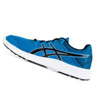 ASICS MENS Shoes Gel-Excite 5 - Directoire Blue, Black & Silver - T7F3N-4390