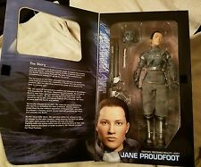 JANE PROUDFOOT Final Fantasy The Spirits Within 12 inch Action Figure