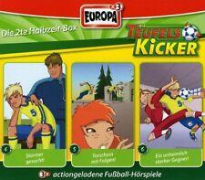 3 CDs * TEUFELSKICKER - HÖRSPIEL - BOX 02 - FOLGE 4 - 6 # NEU OVP =