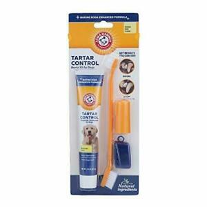Arm & Hammer Clinical Care Dental Gum Health Kit for Dogs 1 Pack,