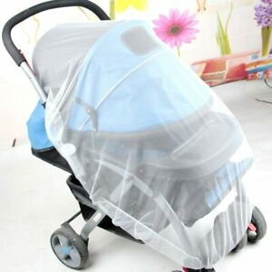 Stroller Pushchair Pram   Insect Net Mesh Buggy Cover For Baby Infant