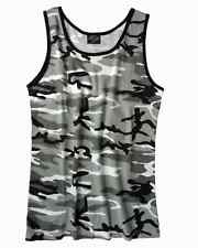 Army Tarn t-shirt Urban Tarn Tank Top camuflaje tamaño xl Camiseta Ejército alemán