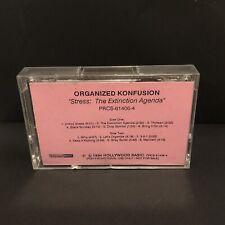 Organized Konfusion : Stress Promo Cassette