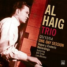 Al Haig 03/13/54 ONE DAY SESSION VOGUE & ESOTERIC RECORDINGS