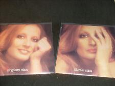 "Italo-Pop -2 x 12"" LP's - MINA - Singolare + Plurale(2Beatles-Cov.)-PDU(1976 IT)"