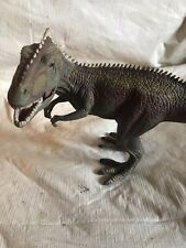 Schleich 2011 Giganotosaurus Dinosaur Movable Jaw Toy D-73527 10� Long (104/