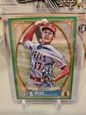 2021 Topps Gypsy Queen Base - Green Parallel - #1-300 - You Pick/Choose