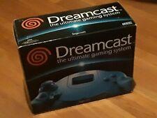 Sega Dreamcast White Console (NTSC) — New In Box NO GAMES