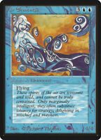 Air Elemental - BETA Edition  - Old School - MTG Magic The Gathering