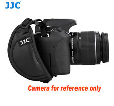 JJC HS-A Genuine Leather Hand Strap Grip for Canon 760D 750D 80D 5D Mark III 6D