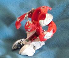 BAKUGAN Mechtanium Surge Red Pyrus VERTEXX 810g w/Real Diecast