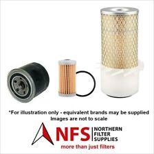 John Deere 455 Mower Filter Service Kit w/Yanmar 3TNA72 22 HP Eng exc Hydraulic