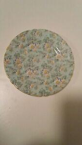Antique Shelley Cake Plate 'Marguerite' English Fine Bone China