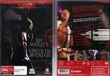 TNA Wrestling: Jeff Jarrett - King of the Mountain * NEW 4-DVD *