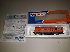 Roco 40019 Spazzola ricambio per carro pulisci//binari Roco Art