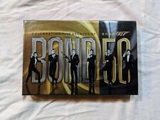Bond 50 James Bond Collection - Blu-ray 23 Disc Set - Like New