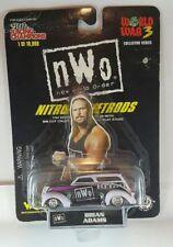 WCW ~ NWO ~ BRIAN ADAMS ~ NITRO STREET ROD ~ 1999 Racing Champions