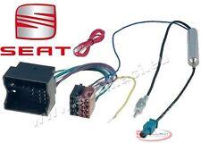 Adattatore ISO SEAT ALTEA / IBIZA LEON - cavo connettore autoradio con adattator