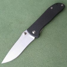 Sanrenmu SRM 8Cr14MoV Blade G10 Handle EDC Classic Folding Knife 7007LUC-GH