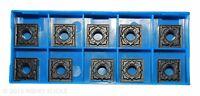 TMX SNMG 432 VM / SNMG 120408 VM Grade NC3010 Coated Carbide Inserts (10 Pcs)