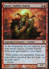 Squee, Goblin Nabob FOIL NM     10th   Magic MTG