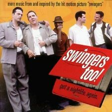 Swingers Too - Soundtrack -  New Factory Sealed CD