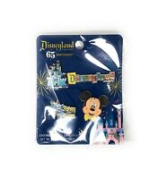 Funko Disneyland Resort 65th Enamel Pin Set of 4 Target Mickey Mouse Castle Pop