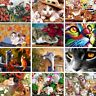 Cat Dog Animals Paint By Number Kit DIY Acrylic Oil Painting On Canvas Art Decor