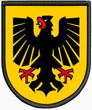 Dortmund -Wappen Patch, Aufnäher, Pin, PREMIUM Aufnäher