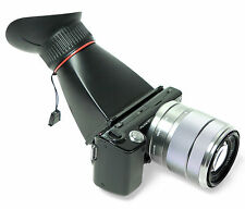 LCDVF 16/9 Viewfinder Magnetic for DSRL and Compact 2.2x Magnification