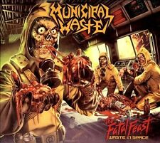 Municipal Waste, Fatal Feast, Excellent Extra tracks, Deluxe Edition