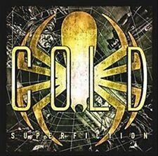 COLD (METAL) - SUPERFICTION NEW CD