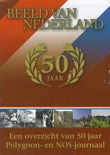 Beeld van Nederland : Een overzicht van 50 jaar Polygoon en NOS journaal (3 DVD)