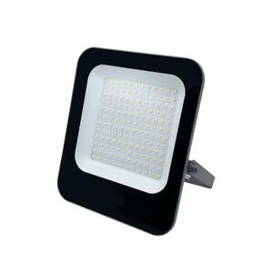 Projecteur Extérieur LED 100W IP65 Noir - Blanc Neutre 4000K - 5500K - SILAMP
