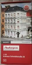 """NEU * Auhagen 11398 - Bausatz in OVP H0 """"Eckhaus Schmidtstraße 25"""" NEU"""