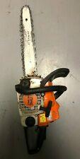 "Stihl MS180C 15"" Gas-Powered Chainsaw PREOWNED"