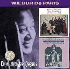 "WILBUR De PARIS ""Plays Something Old New Gay Blue/That's A Plenty"" (CD 2000) VG"