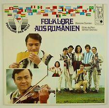 "12"" LP - Benone Damian - Folklore aus Rumänien - B1071 - washed & cleaned"