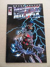 Metal Militia 1 . Hoang Nguyen - Entity Comics 1995 - FN +