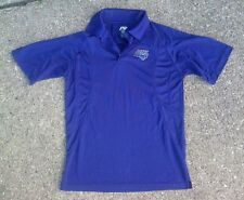 Northern Iowa Panthers UNI Polo Shirt ~ Men's Small S ~ Purple