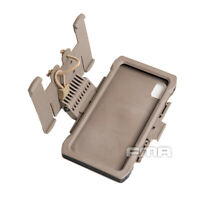 FMA Tactical Phone Case Mobile Shell MOLLE Military Pouch for IphoneXs Max Gear