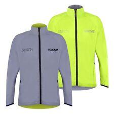Proviz - Switch Mens Reversable Cycling Jacket - Hi-Vis Fluro Yellow/Reflective