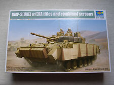 Trumpeter 01532 BMP-3(UAE) w/ERA titles and combined screens 1: 35 neu