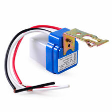 Automatic Auto On Off Street Light Switch Photo Control Sensor for AC 220V ISN L