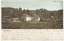 Normalformat Ansichtskarten vor 1914 aus Niedersachsen