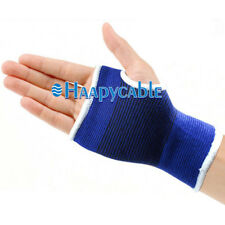 New 1Pair Elastic Wrist Support Hand Brace Carpal Tunnel Pain Relief Sport Glove