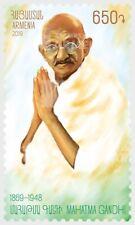 armenia 2020 150 Ann Mahatma Gandhi 1869 1948 Father INDIA Nation nonviolence 1v