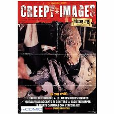Creepy image volume 15 Horror and exploitation Memorabilia magazine 70er NOUVEAU LP